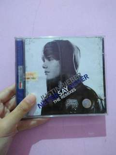 Justin Bieber Never Say Never Album