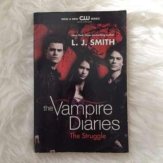 Vampire Diaries- The struggles