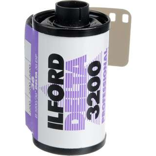 Ilford Delta 3200 膠卷 底片 135 35mm