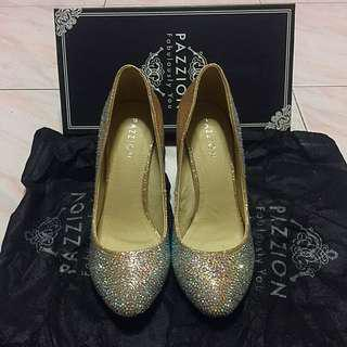 Pazzion All Time Classics - Glitter Glam Heels