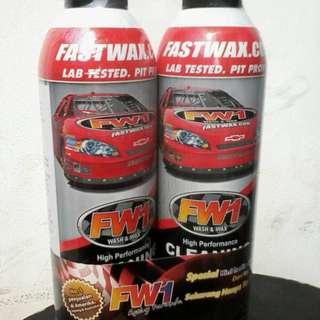 FW1 Fast Wax