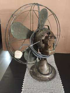 Antique Oscillating Fan