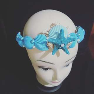 Mermaid crown (pre order)