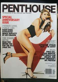 Penthouse 2003 Special Anniversary Issue