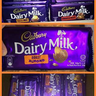 Pre order Chocolates