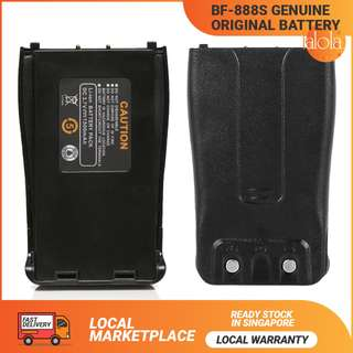 Baofeng BF-888S Original 1500mAh Walkie Talkie Li-ion Battery
