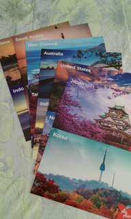 Postcards by Airasia