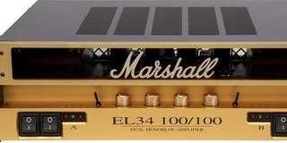 Marshall EL34 100/100 Stereo Power amp for guitar