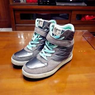 Pierre Cardin 高筒球鞋 內增高球鞋