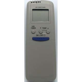 Remote Control Air con RCS8HPS3E / RCS8HPN3E