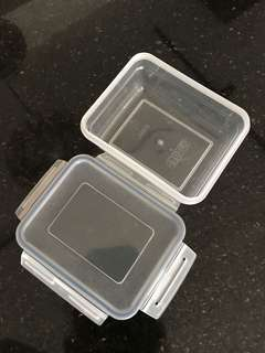 BN Snack container lock n lock type
