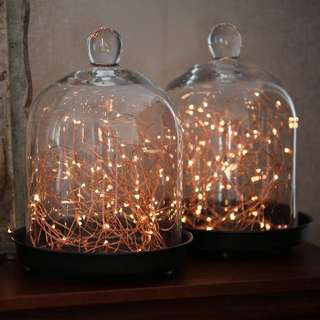 🚚 COPPER WIRE FAIRY LIGHTS <RENTAL>