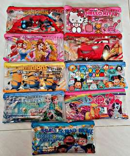 Children's Birthday Party Goodies Pencil Case