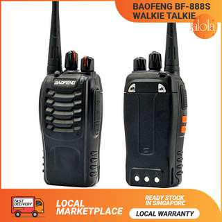 Supplier Price Baofeng BF888S Long Range Walkie Talkie