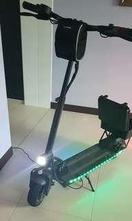 Selling LTA compliant E scooter