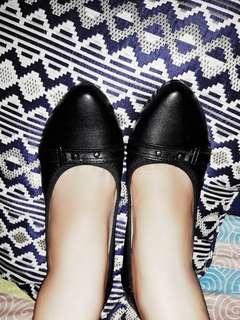 Jazz black shoes