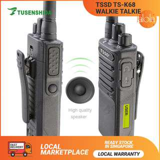 ✔FREE DELIVERY: Walkie Talkie Motorola Plate Long Range TSSD WALKIE TALKIE