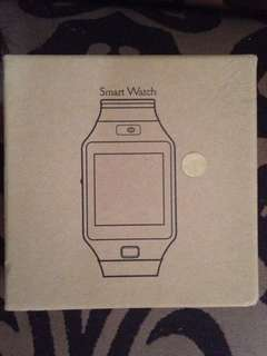 #Smart Watch with cord,box,battery this business is not fake please follow my account and my number is my username