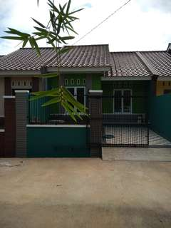 Rumah baru dijual di Depok.