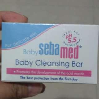 全新, 德國斯巴,嬰兒潔膚皂(100gr)