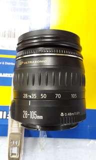 Canon 28-105mm