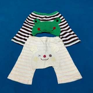 超可愛寶寶包屁褲(兩件80元)