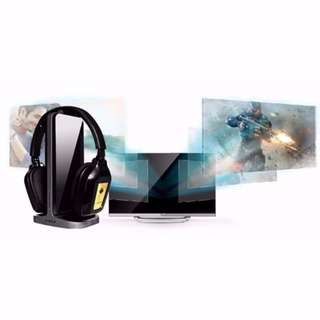 E208, GSS Promotion! Wireless headphone, Wireless headset  E
