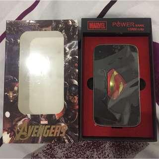 Powerbank superman