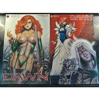 Dawn #1 & #2