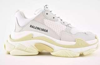 Balenciaga Triple S Sneakers 老爹鞋 37