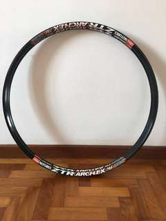 "29"" mountain bike wheel rims"