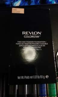 revlon colourstay 160 mediumand beige
