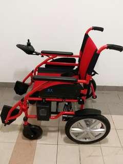 維修各國電動輪椅