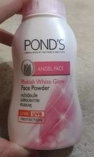Ponds angel face pinkish white glow