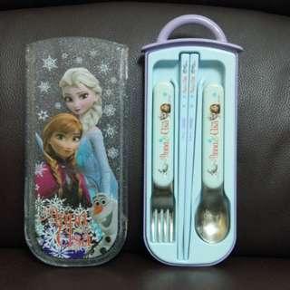日本製造,冰雪奇緣餐具組