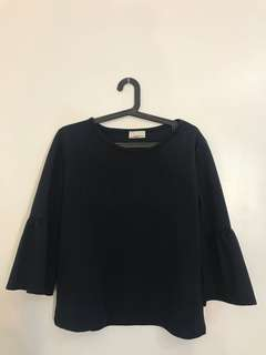 Bench Dark Blue Top