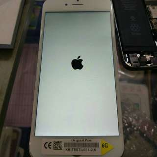 lcd iphone 5/6/7 new free pasng dan tempered glass