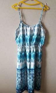 Banana Republic spaghetti strap dress