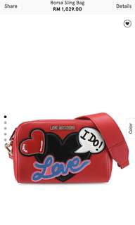 Love Moschino Camera Bag
