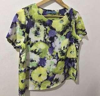 Kashieca Floral Top ♥️