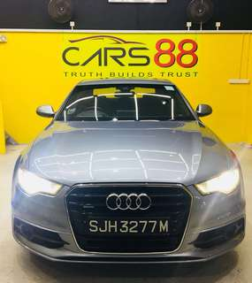 Audi A6 3.0 Auto TFSI quattro S-tronic