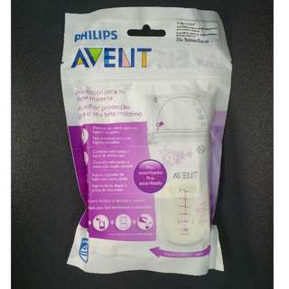 Avent Milk Storage Bags 3bags For $18(Original Price Up To $29.7)