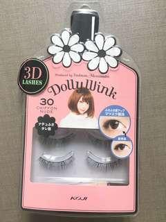 DOLLY WINK 3D LASHES KOJI fake eyelash natural eyelash
