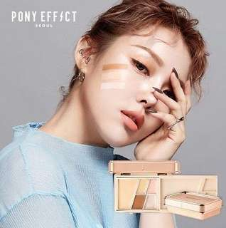 🚚 [Pre-order] PONY EFFECT Butter Balm Foundation Palette