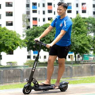 🚚 18.2AH 8 Inch Escooter Electric Scooter