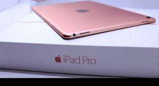 Apple Ipad Pro Rosegold - 1st Gen 9.7 32GB WIFI