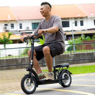 🚚 Enviar 2 Twin Seater Electric Scooter Escooter