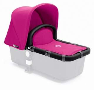 Bugaboo Cameleon 3 Fabric Set with Canopy - Pink