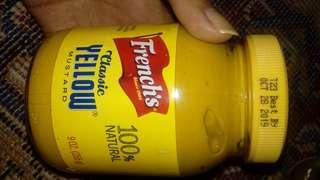 Mustard french's