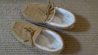 🚚 絨毛豆豆鞋